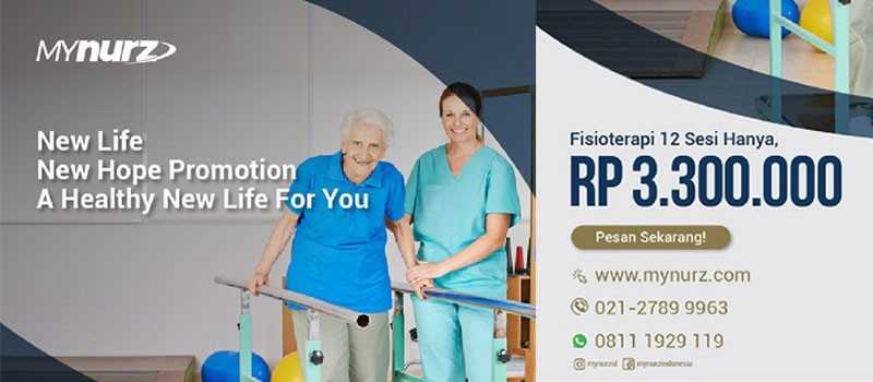 Promo Physioteraphy 12 sessions